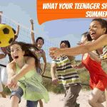 10 summer activities for teens for productive holidays